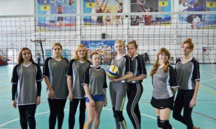 О соревнованиях по волейболу среди девушек в зачёт Спартакиады.