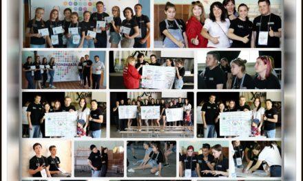 В Волгоградской области прошел инструктивный сбор актива добровольческих объединений «Команда 34», в котором приняли участие 4 волонтера из нашего техникума.