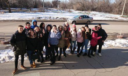 Студенты ВПТ посетили выставку из фондов Волжского историко-краеведческого музея «История в документах»