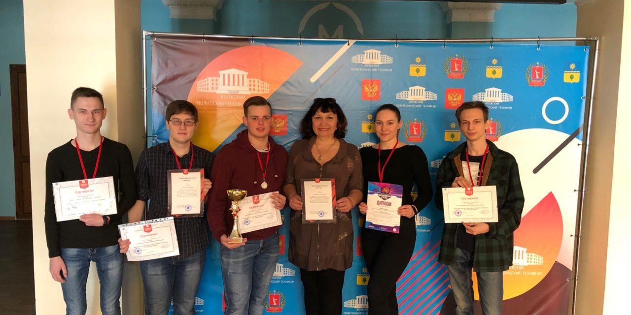Студенты ВПТ приняли участие в интеллектуальном шоу «Ворошиловский стрелок»