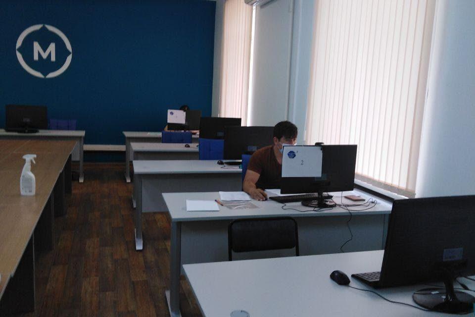 В  Волжском политехническом техникуме впервые прошел демонстрационный экзамен по стандартам Ворлдскиллс Россия как форма государственной итоговой аттестации.