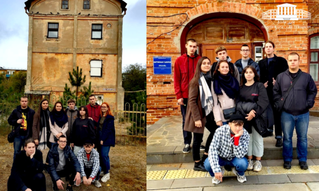 Архитектурное наследие села Безродного