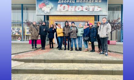Студенты «Волжского политехнического техникума» посетили Уроки мужества «Мы Сталинград», «Непобежденный Сталинград» во Дворце молодёжи «Юность»