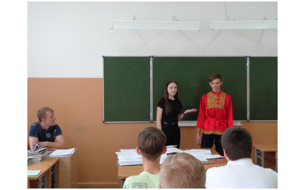 Защита проектов «История» и «Основы финансовой грамотности и проектной деятельности»